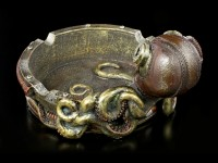 Steampunk Ashtray - Octopus