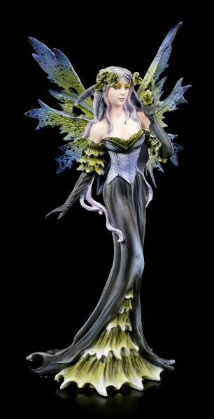 Fairy Figurine - Firana in Forest Dress
