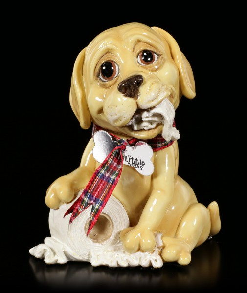 Dog Figurine - Labrador Honey - Little Paws
