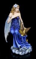 Fairy Figurine - Leandra sitting on Star