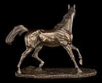 Pferde Figur - Hengst im Galopp