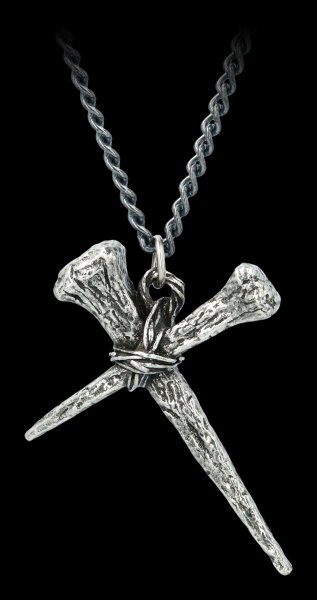 Alchemy Vampire Necklace - Resurrection