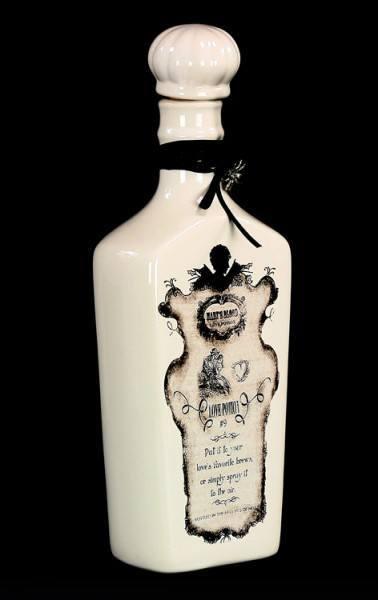 Quacksalber Flasche - Love Potion No. 9
