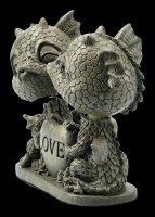 Dragon Figurine - Bobblehead Love