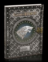 Großes Game of Thrones Notizbuch - Winter is Coming