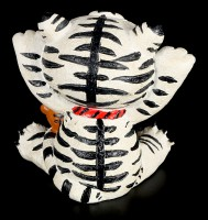 Tiger White Tigrrr - Furry Bones Figurine