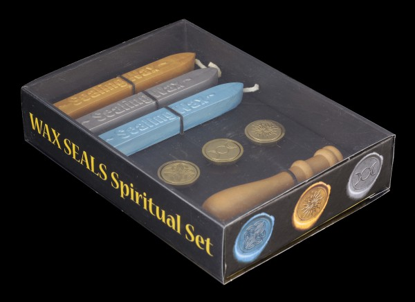 Siegelwachs Set - Spiritualität
