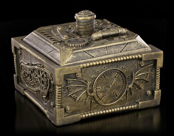 Steampunk Box - Quadrat