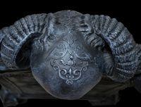 Skull Throne - Gothic Demon