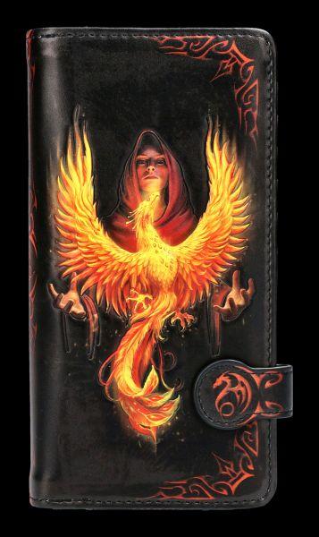 Purse with Fairy - Phoenix Rising