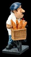 Funny Life Figur - Feierabend in Frankreich