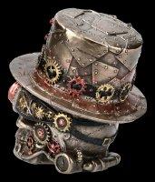 Steampunk Totenkopf - Clockwork Baron