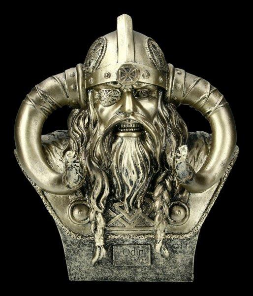Odin Büste mittel S2