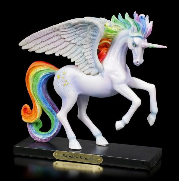 Unicorn Figurine - Rainbow Dancer