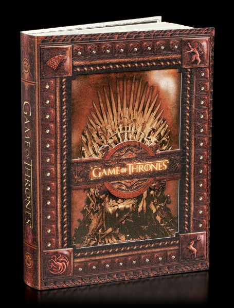 Game of Thrones Journal - Iron Throne