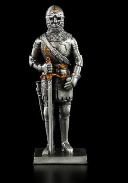Zinn-Ritter - Charles von Orleans