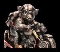 Steampunk Figurine - Speed Bacon