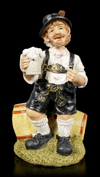 Bavarian Brewer Figurine