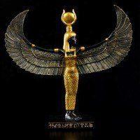Isis Figurine