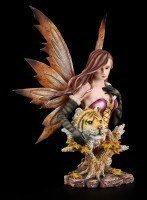 Fairy Bust - Season Autumn