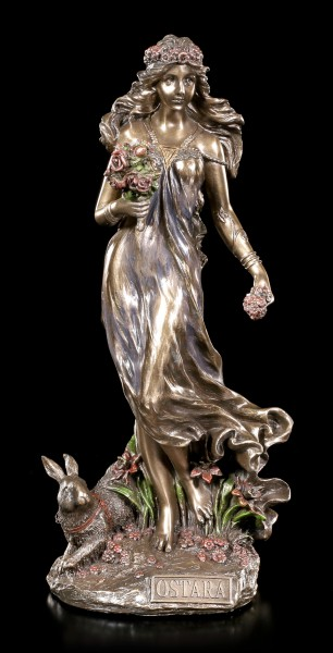 Ostara Figurine - Goddess of Spring