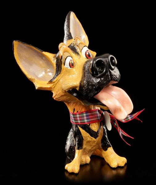 Hunde Figur - Schäferhund Saskia - Little Paws