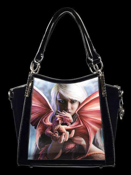 Fantasy Handbag with 3D Picture - Dragonkin