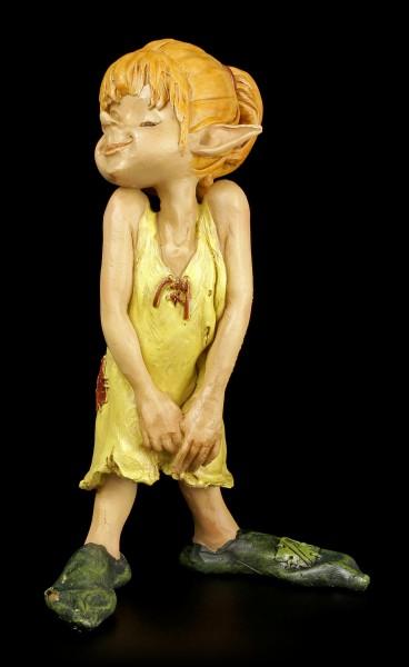 """Pixie Figur - Mädchen """"Angeschmiert"""""""