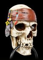 Door Knocker - Pirate Skull