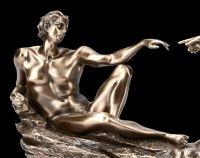 Schöpfung Adams Figur