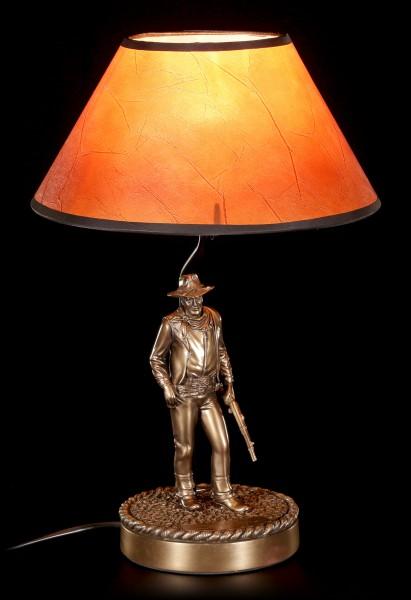 John Wayne - Tischlampe