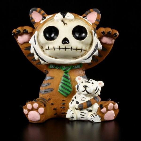 Tigrrr - Furry Bones Figurine