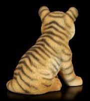 Garden Figurine - Little Tiger Puppy
