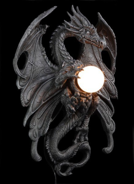 Drachenlampe - The Dragon Fly