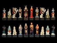 Chessmen Set - Vikings Norseman