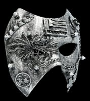 Steampunk Mask - Dark Ruler