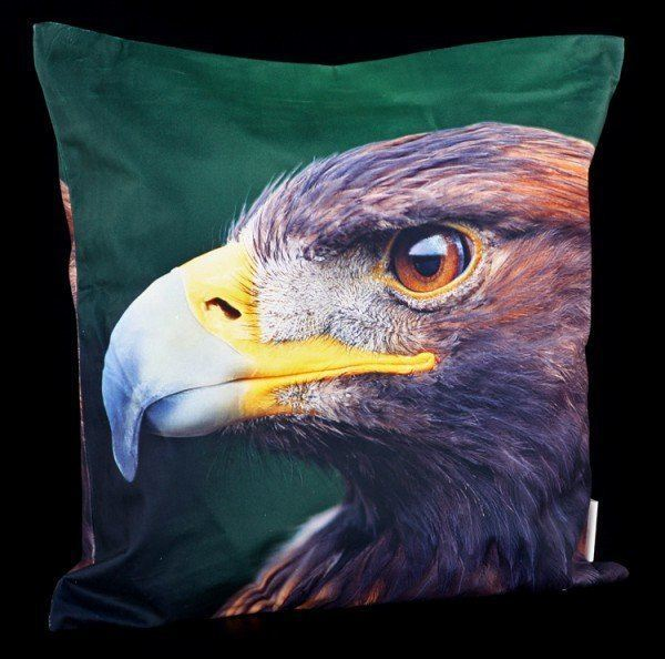 Cushion Cover - Eagle Head