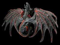 Malice Dragon Wall Plaque