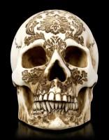 Damask Skull