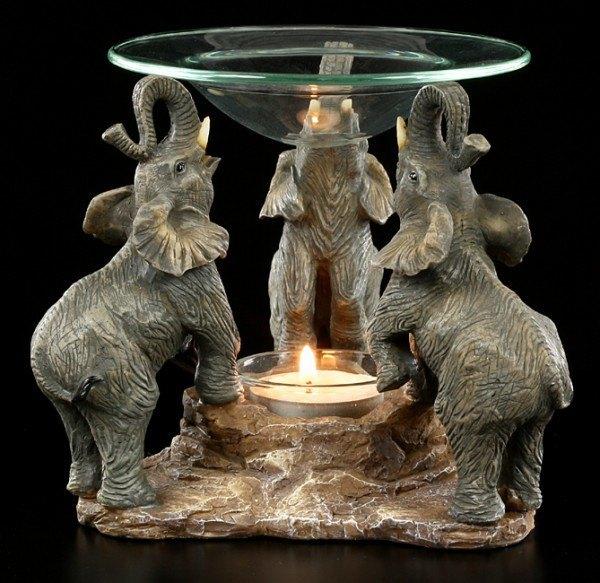Elefanten Duftlampe