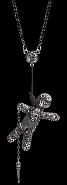 Alchemy Voodoo Puppe Halskette - Voodoo Doll