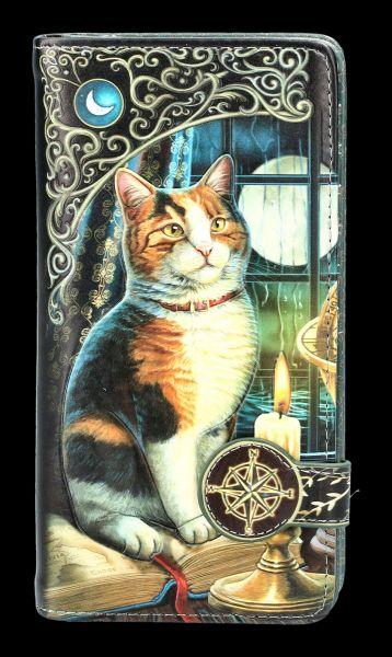 Geldbörse mit Katze - Adventure Awaits