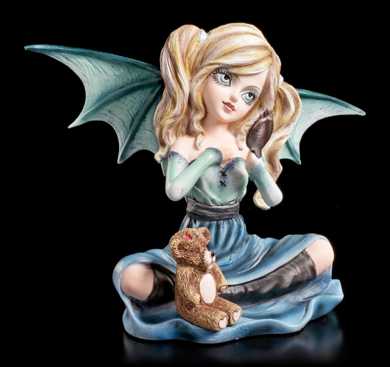 Dark Angel Figur - Cora mit Handspiegel