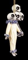 Skeleton Figurine - Clown Skelly