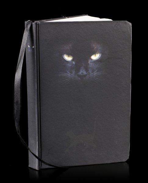 Hardcover Journal - Cat Eyes