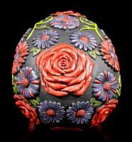 Mexican Skull - Sugar Blooms