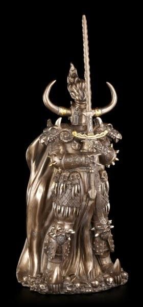 Schwarzer Ritter Figur