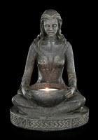 Tealight Holder - Witch Incantation