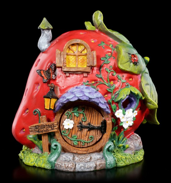 Fairy Home - Strawberry Fields
