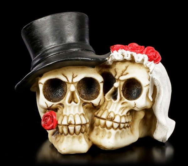 Skull - Bridal Couple